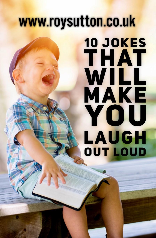 f1ec634fffec 10 jokes that will make you laugh out loud - Roy Sutton
