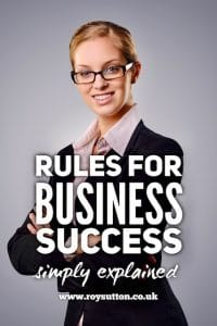 Rules for Business Success
