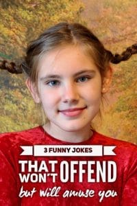 funny jokes that won't offend