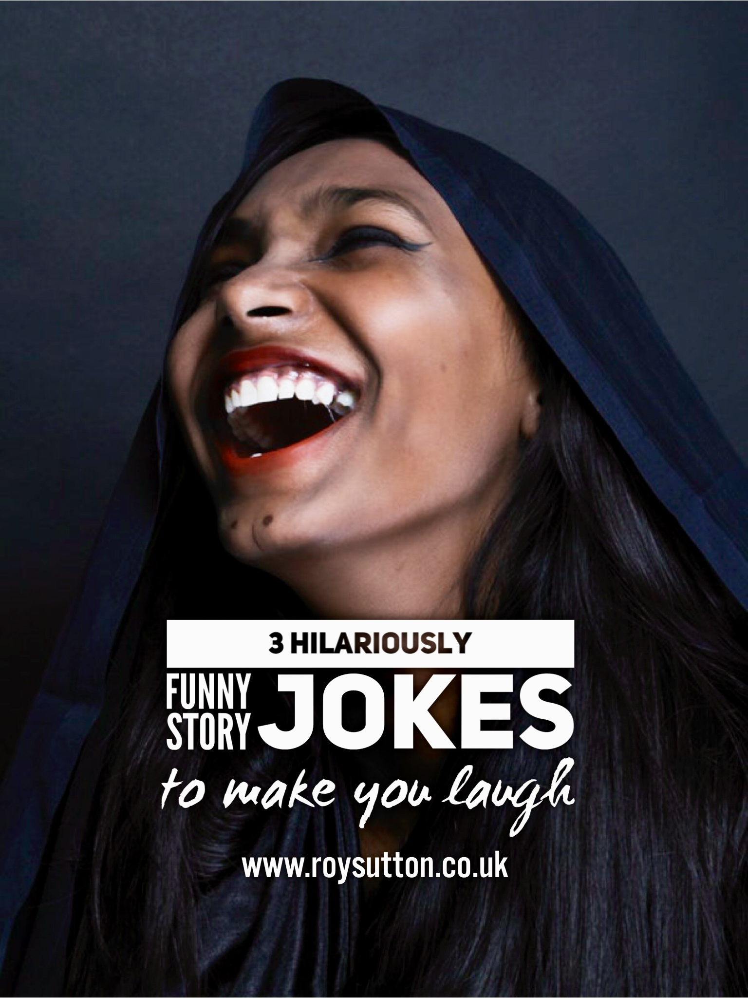 f398d6ab 3 hilariously funny story jokes to make you laugh - Roy Sutton