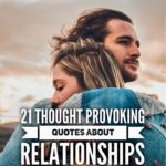 21 thought-provoking quotes about relationships
