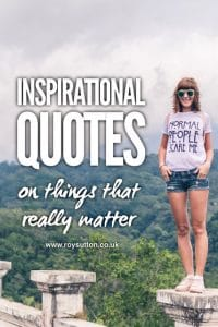 Inspirational Quotes