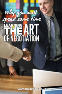 Learning the Art of Negotiation