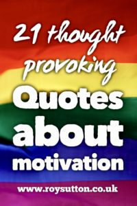 Quotes about motivation