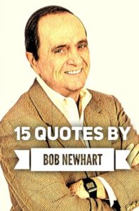 Quotes by Bob Newhart