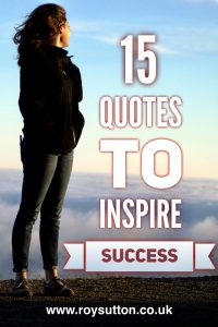 Quotes to Inspire Success