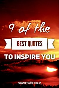 Best Quotes to Inspire You
