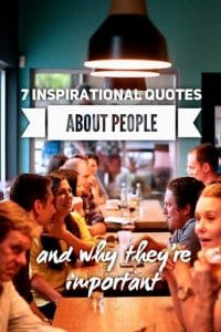 Quotes about people