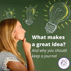 What makes a great idea.
