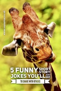 Funny short stroy jokes