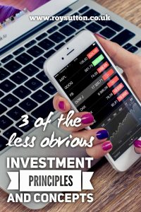 Investment Principles and Concepts