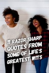 Razor-sharp Quotes