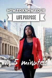 How to know your life purpose