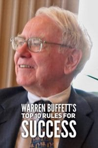 Warren Buffett Top 10 Rules for Success
