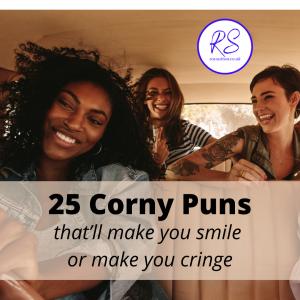25 Corny Puns