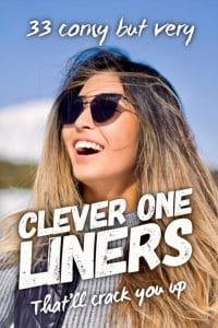 Clever one liners
