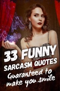Funny Sarcasm Quotes