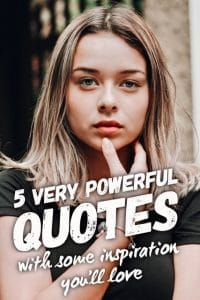 Very powerful quotes