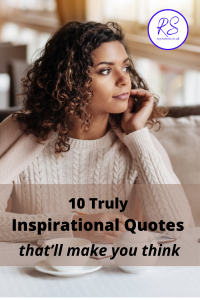 10 truly inspirational quotes