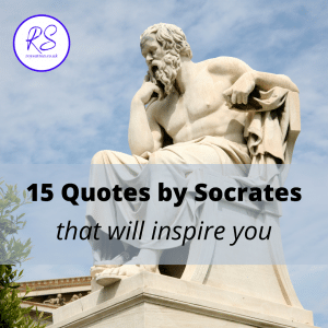 15 Quotes by Socrates