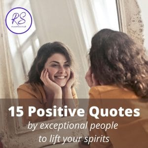 15 positive quotes