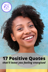 17 Positive Quotes