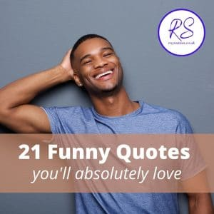 21 Funny Quotes