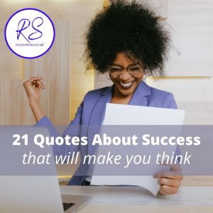 21 Quotes About Success