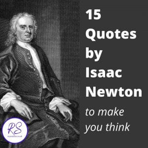 15 Quotes by Isaac Newton