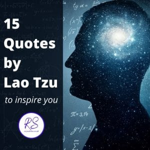 15 Quotes by Lao Tzu