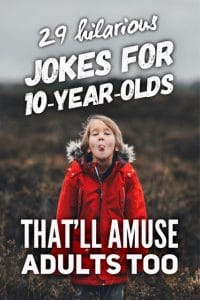Jokes for 10-year-olds