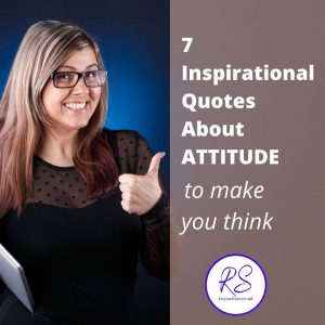 inspirational quotes about attitude