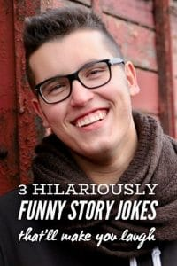Hilariously Funny Story Jokes