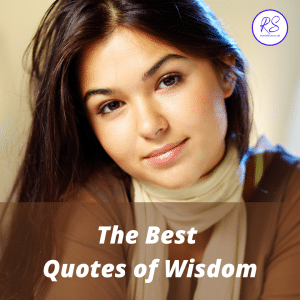 Best quotes of wisdom