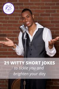 21 witty short jokes