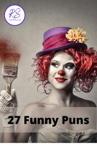 27 Funny Puns