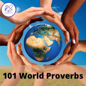 101 World Proverbs