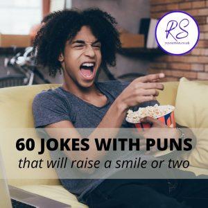Jokes with puns